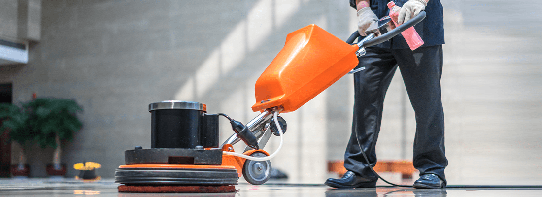Types of Cleaning Equipment